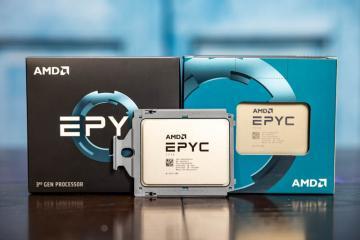 AMD EPYC 7763 2.45Ghz 64 Core 256MB Cache 280W