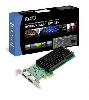 NVIDIA Quadro NVS 295