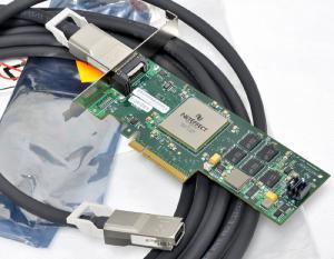Intel NetEffect CX4 Adapter
