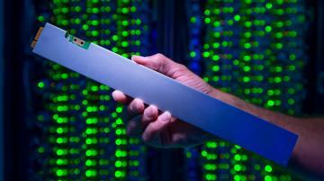Ổ cứng SSD 15.36TB Intel SSD D5-P4326 Series E1.L PCIe 3.1 x4, 3D2, QLC