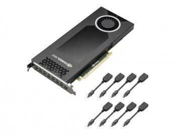 NVIDIA Quadro NVS 810 4GB DDR3 (8x Mini-DP)