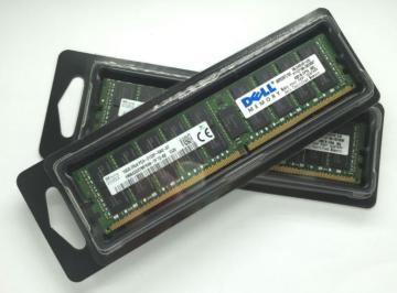 Dell Memory Upgrade - 4GB 1Rx8 DDR4 UDIMM 2400MT/s ECC