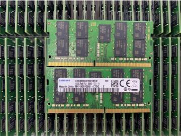 M474A2K43BB1-CTD Samsung 16GB DDR4 2666 ECC SODIMM Module