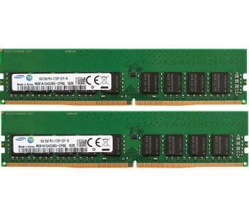 M391A1G43EB1-CPB Samsung 8GB DDR4 2133 ECC UDIMM Module