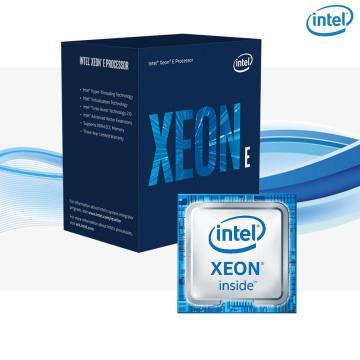 Intel Xeon E-2124 Processor 3.3Ghz, 4-Core, 8MB Cache, 71W