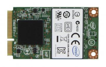 Ổ cứng SSD 180GB Intel SSD 530 Series PCIe Module mSATA 6Gb/s, 20nm, MLC