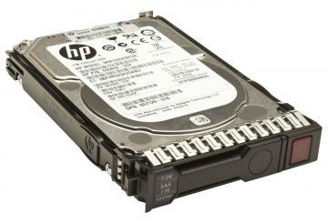 HPE 2TB 12G SAS 7.2K SFF SC 512e HDD