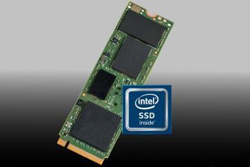 Ổ cứng SSD 1TB Intel DC P3100 Series M.2 80mm PCIe 3.0 x4, 3D1, TLC
