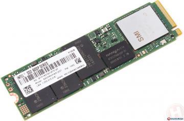 Ổ cứng SSD 1TB Intel SSD 600p Series M.2 80mm PCIe 3.0 x4, 3D1, TLC