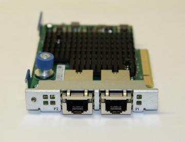 HPE Ethernet 10Gb 2-port 561FLR-T Adapter