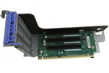 Lenovo ThinkSystem SR550/SR590/SR650 x8/x8/x8 PCIe FH Riser 1 Kit_7XH7A02677
