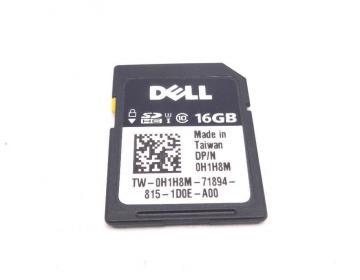 Thẻ nhớ Dell 16GB SDHC VFlash SD Secure Digital Card H1H8M