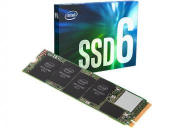 Ổ cứng SSD 2TB Intel SSD 660p Series M.2 80mm PCIe 3.0 x4, 3D2, QLC