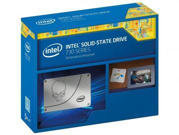 Ổ cứng SSD 480GB Intel SSD 730 Series 2.5in SATA 6Gb/s, 20nm, MLC