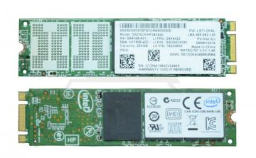 Ổ cứng SSD 240GB Intel Pro 1500 Series M.2 80mm SATA 6Gb/s, 20nm, MLC