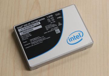 Ổ cứng SSD 1.6TB Intel DC D3700 Series 2.5in PCIe 3.0 2x2, 20nm, MLC