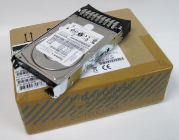 Lenovo 1.2TB 10K 12Gbps SAS 2.5 G3HS 512e SED
