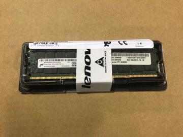 Lenovo 8GB (1x8GB, 2Rx8, 1.2V) PC4-17000 DDR4 2133MHz LP ECC UDIMM