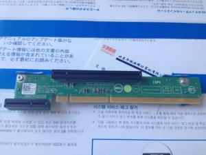 Dell PowerEdge R420 PCI-E x16 Riser 1 card