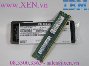IBM 4GB 1Rx4 PC3L-10600R ECC RDIMM