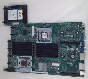 IBM X3650 M2 System board