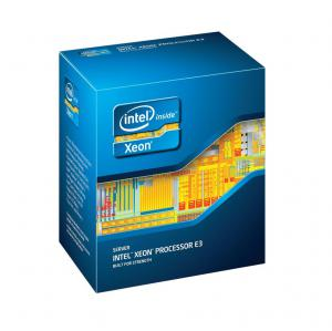 Intel Xeon 4-Core E3-1245v2 3.40Ghz