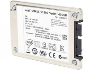 Ổ cứng SSD 400GB Intel DC S3500 Series 1.8in SATA 6Gb/s, 20nm, MLC