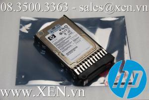 HP 600GB 6G SAS 10K SFF SC HDD