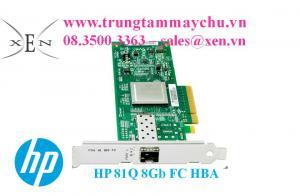 HP 81Q 8Gb 1-port PCIe FC HBA